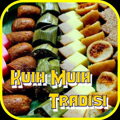 100 resepi kuih-muih tradisional malaysia