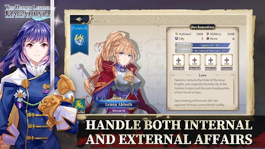 The Heroic Legend of Eagarlnia APK+DATA Download 3