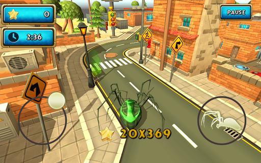 Spider Simulator: Amazing City  screenshots 13