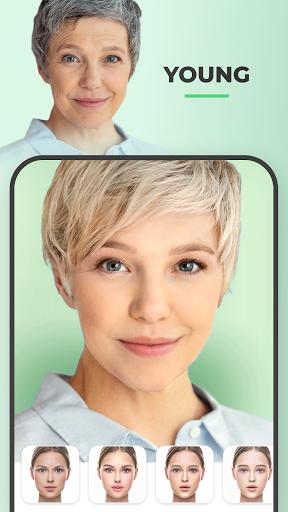 FaceApp - Face Editor, Makeover & Beauty App 4.3.3 screenshots 3