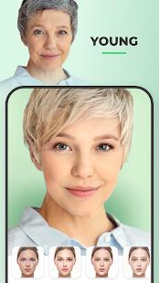 FaceApp - Face Editor, Makeover & Beauty App 5.0.0 Screenshots 3