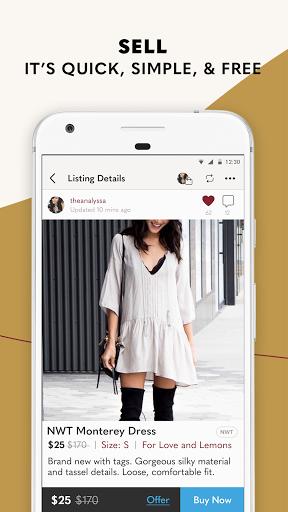 Poshmark - Buy & Sell Fashion 4.34.06 Screenshots 14