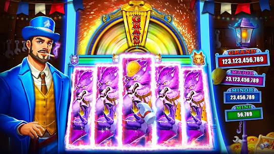 Jackpot World™ – Free Vegas Casino Slots 4