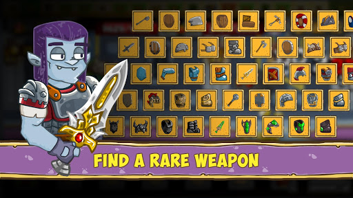 Let's Journey - idle clicker RPG - offline game 1.0.19 screenshots 4