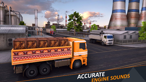 Real indian truck Transport: Indian driving game  screenshots 11