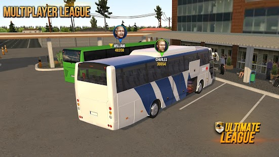 Bus Simulator : Ultimate Screenshot