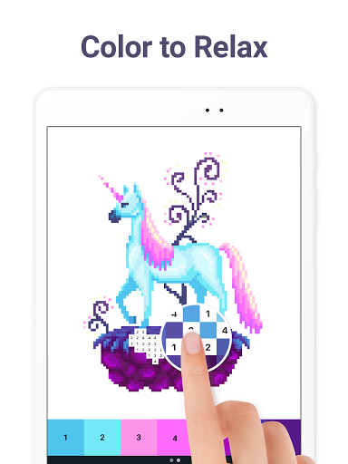 Pixel Art: Color by Number 6.1.2 screenshots 8