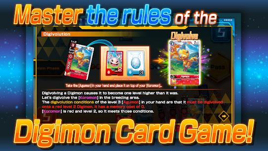 Digimon Card Game Tutorial App 1