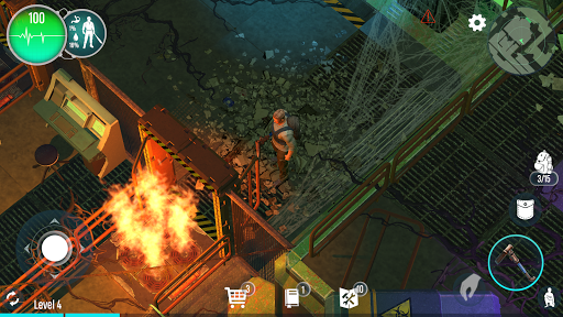 Survivalist: invasion (survival rpg) Apkfinish screenshots 4