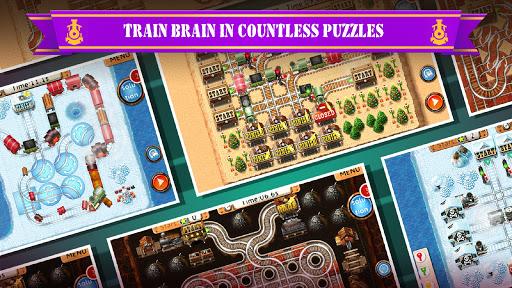 Rail Maze 2 : Train puzzler 1.4.7 screenshots 1
