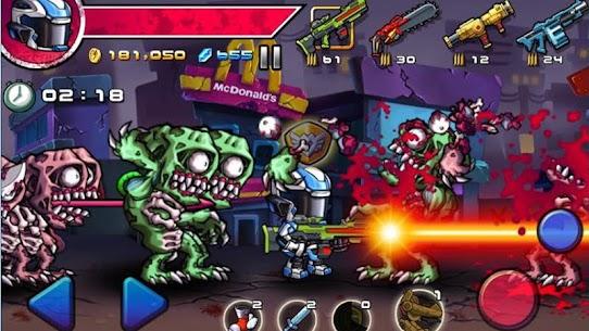 Tải Zombie Diary 1.3.2 (mod tiền không giới hạn) 3