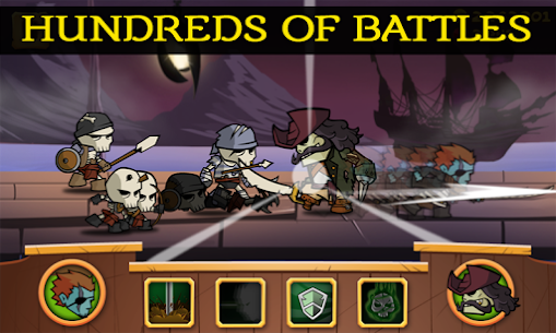 Myth of Pirates MOD (Unlimited Gold Coins/Diamonds) 4