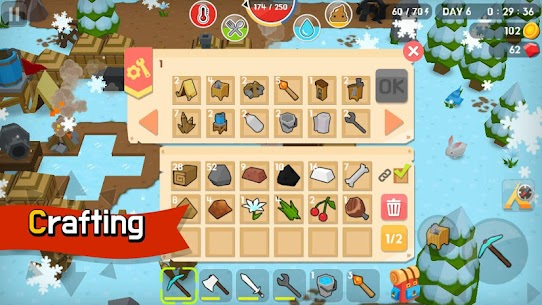 Download Mine Survival Mod Apk (Unlimited Money) Latest Version 2021 for Android 2