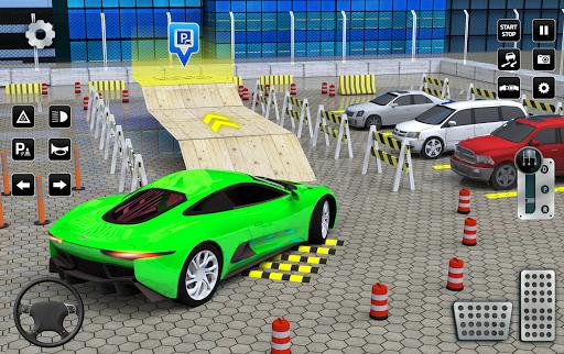 Modern Car Parking Challenge: Driving Car Games 1.3.2 screenshots 4