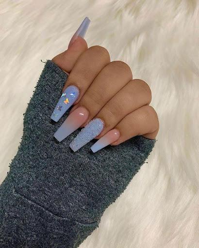 Acrylic Nails Step by step  screenshots 1