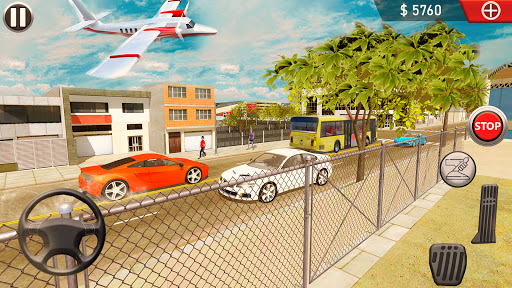 Taxi Sim Game free: Taxi Driver 3D - New 2021 Game apkslow screenshots 13