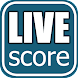 ライブスコア - LIVE Score - スポーツアプリ