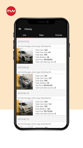 muv buyer screenshot 2