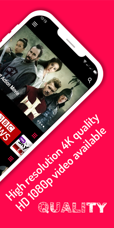 Vflix: Stream Live Tv, Movies, TV Shows And More  poster 6