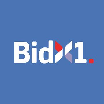 Captura de Pantalla 1 de BidX1 Mobile para android