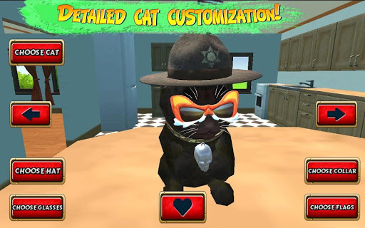 Cat Simulator Kitty Craft Pro Edition  screenshots 15