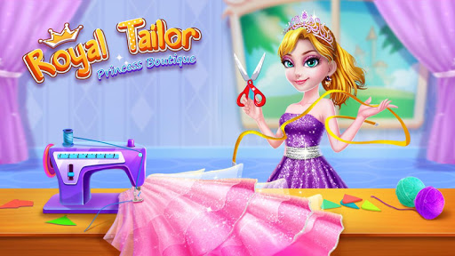 ud83dudc78u2702ufe0fRoyal Tailor Shop 3 - Princess Clothing Shop  screenshots 14
