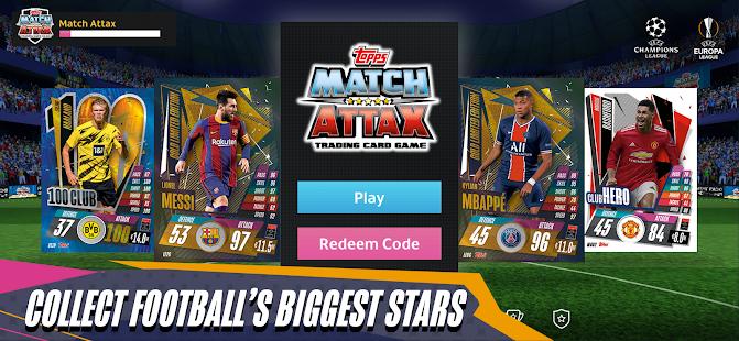 Match Attax 20/21 5.6.0 Screenshots 1
