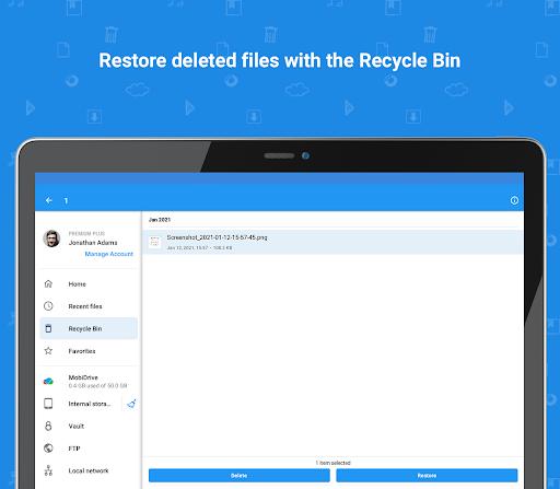 File Commander - File Manager & Free Cloud  Screenshots 11