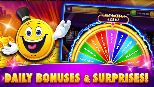 Cashman Casino: Casino Slots Machines! 2M Free! apkdebit screenshots 5