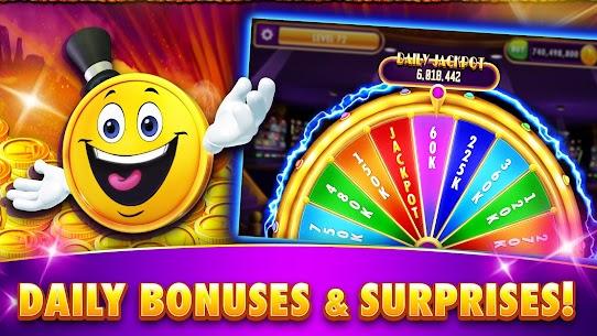 Cashman Casino: Casino Slots Machines! 2M Free! 5