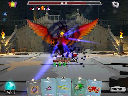 Dungeon Tales: RPG Card Game & Roguelike Battles screenshots 13