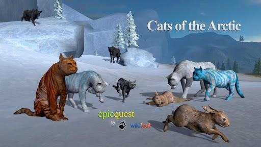 Cats of the Arctic  screenshots 1