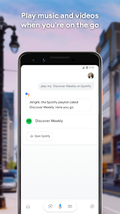 Google Assistant 0.1.187945513 Screenshots 6