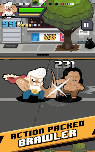 Brawl Quest - Offline Beat Em Up Action 4.8.18 screenshots 1