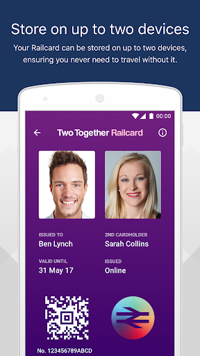 Railcard 1.3.2 Screenshots 3