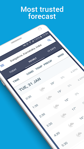 The Weather Channel App 1.22.0 Screenshots 2