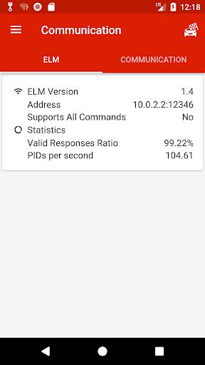 Piston (OBD2 & ELM327) 2.1.3 Screenshots 4