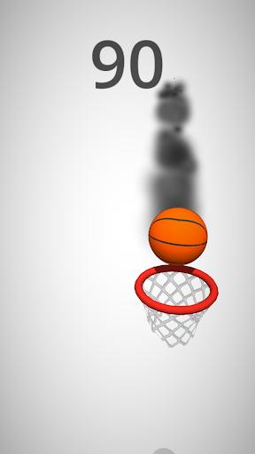 Dunk Hoop apktreat screenshots 1