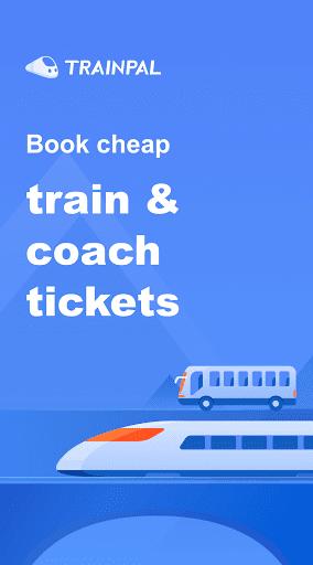 TrainPal - Book Cheap Train & Bus Tickets 1.20.0 Screenshots 1