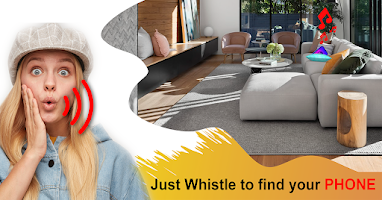Find My Phone Whistle - Whistle To Find My Phone
