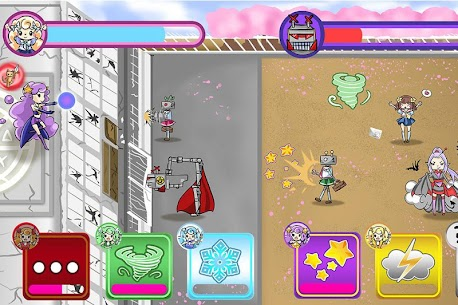 Magical girl : save the school Hack for Android and iOS 1