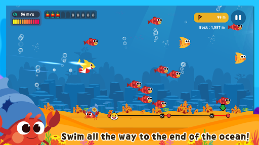 Baby Shark FLY 2.2 screenshots 2