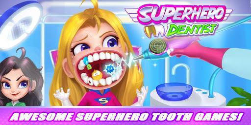 Superhero Dentist 1.2 Screenshots 1