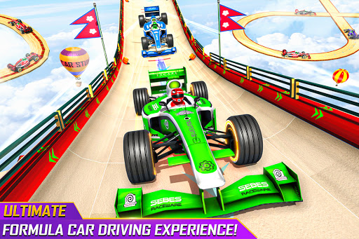 Formula Car Stunt Games: Mega Ramp Car Games 3d 1.6 screenshots 4