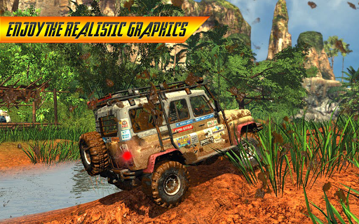 Off road 4X4 Jeep Racing Xtreme 3D 1.4.3 screenshots 1