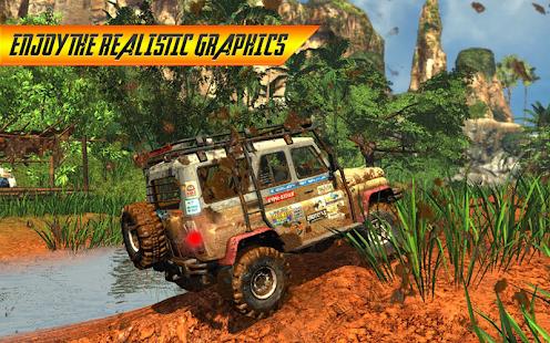 Off road 4X4 Jeep Racing Xtreme 3D 1.4.5 screenshots 1