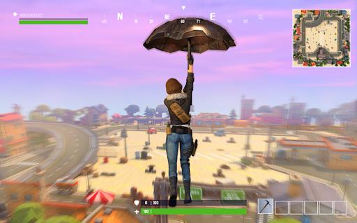 Squad Nite Free Fort FPS Battle Royale  screenshots 6