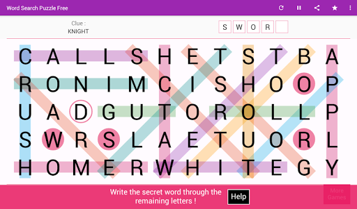 Word Search Free Game 8.4 screenshots 11