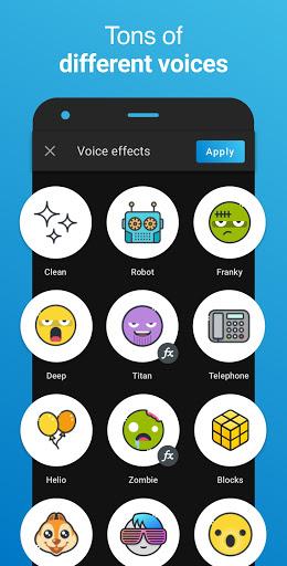 Voicemod Clips: Free Voice Changer & Video Maker 1.5.0 Screenshots 3