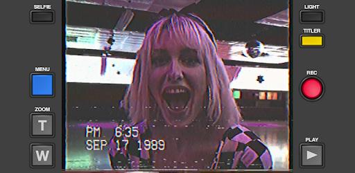 Rarevision VHS Camcorder 📼📹 Retro 80s Cam